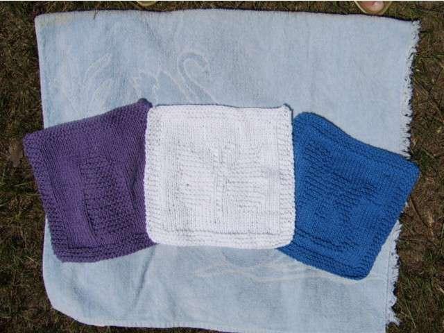 Cute Baby Washcloths