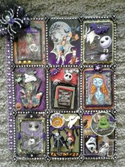Nightmare Before Christmas Pocket Letter for Carri/Caletts
