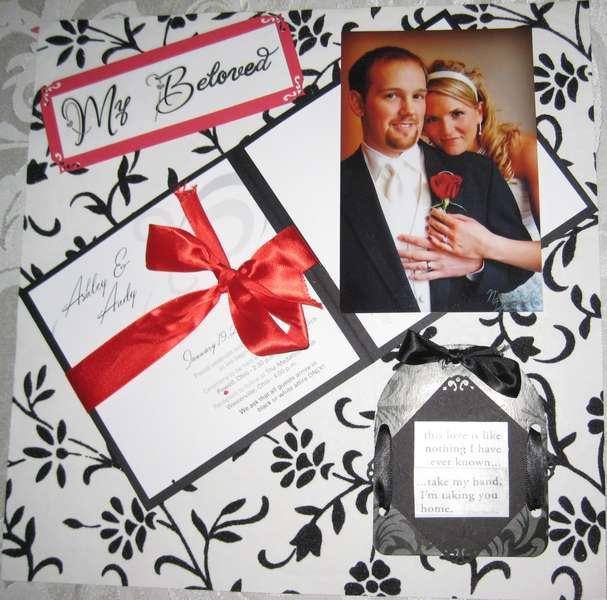 Black & White Wedding I