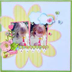 A Beauitful Summer Day ~My Creative Scrapbook~