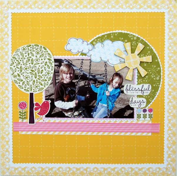 Blissful Days ~My Creative Scrapbook~