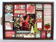 Christmas Tray ~My Creative Scrapbook~