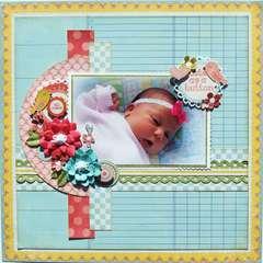 Cute As A Button ~My Creative Scrapbook~