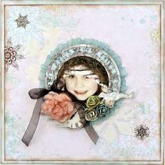 Frosty Fun ~My Creative Scrapbook~