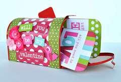 Valentine's Mailbox ~My Creative Scrapbook~