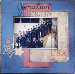 Operation Blue Suit