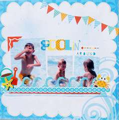 Poolin' Around ~My Creative Scrapbook~