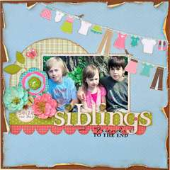 Siblings ~My Creative Scrapbook~