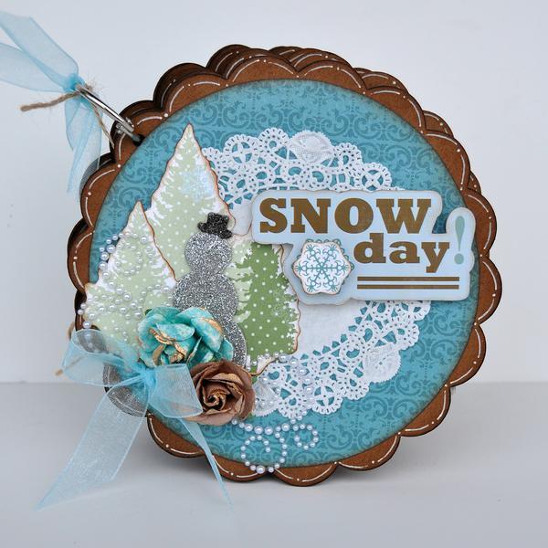 Snow Day ~My Creative Scrapbook~