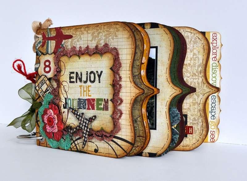 Enjoy The Journey ~My Creative Scrapbook~