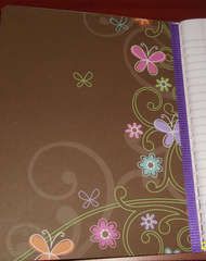 Altered Notebook (inside front cover)