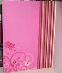 Altered Notebook(inside front cover)