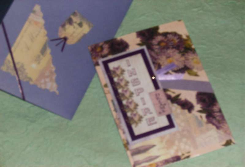 Inspire Greeting Card Handmade Card & Decorated Envelope