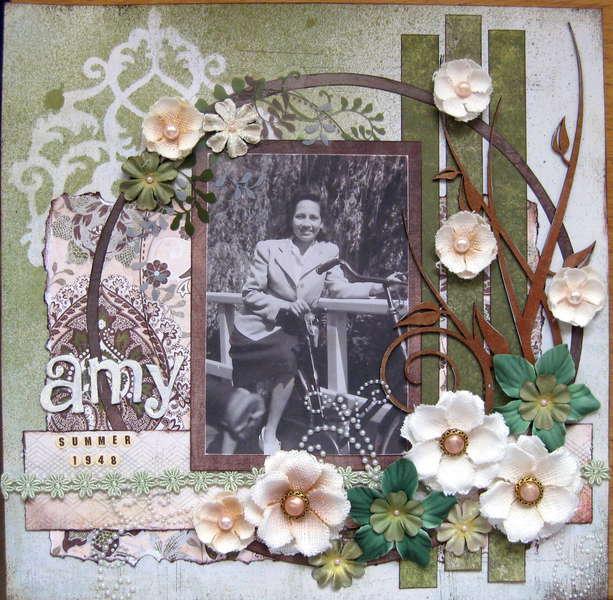 Amy - SWIRLYDOOS