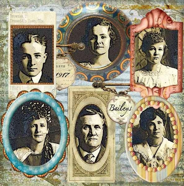 The Bailey Family