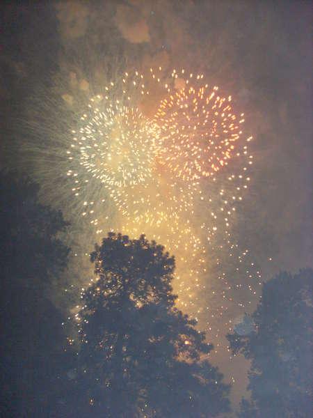 2. Fireworks {9 pts.}