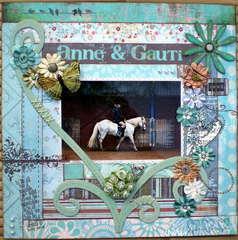Anne & Gauti'