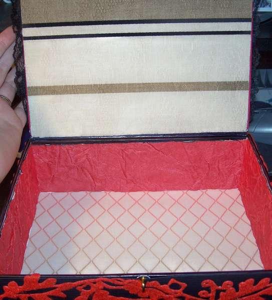 Twilight ATC Box inside