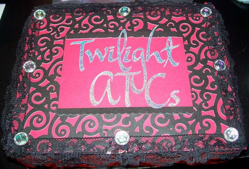 Twilight ATC Box top