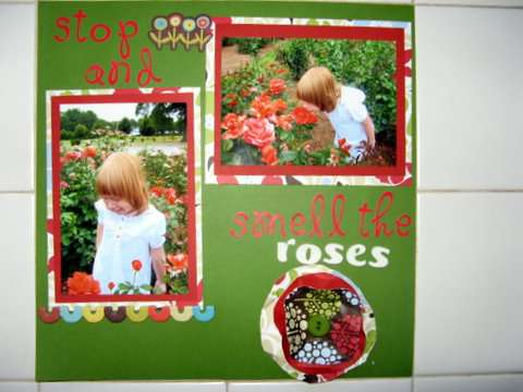 """""""Stop & Smell the Roses"""