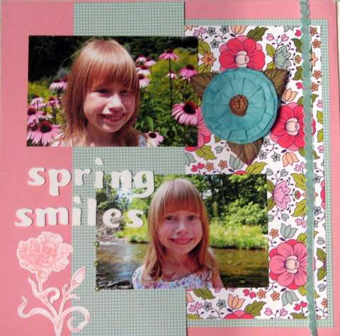 """Spring Smiles"""