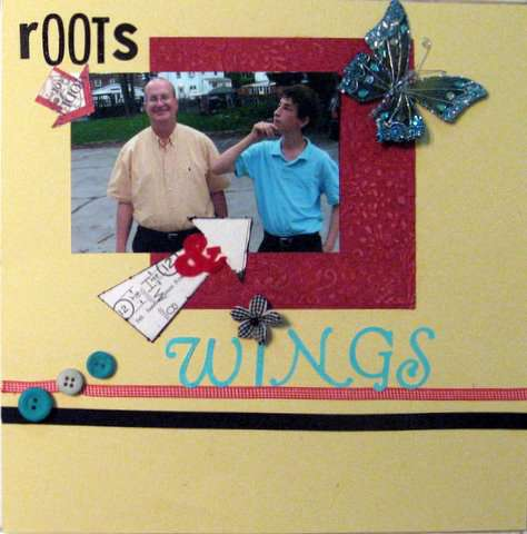"""""""Roots & Wings"""""""
