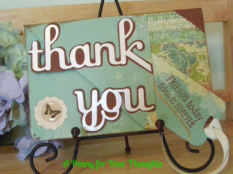Thank you Pocket Card II