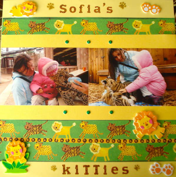 Sofia's Kitties