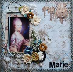Marie **CT Flying Unicorn**