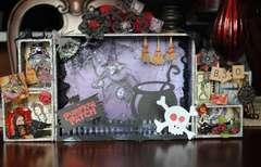 Halloween Box **Flying Unicorn**