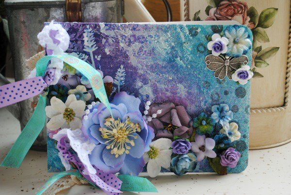 Mixed Media Add on From Flying Unicorn!
