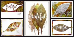 Handmade Alcohol Ink Cards with tutorial
