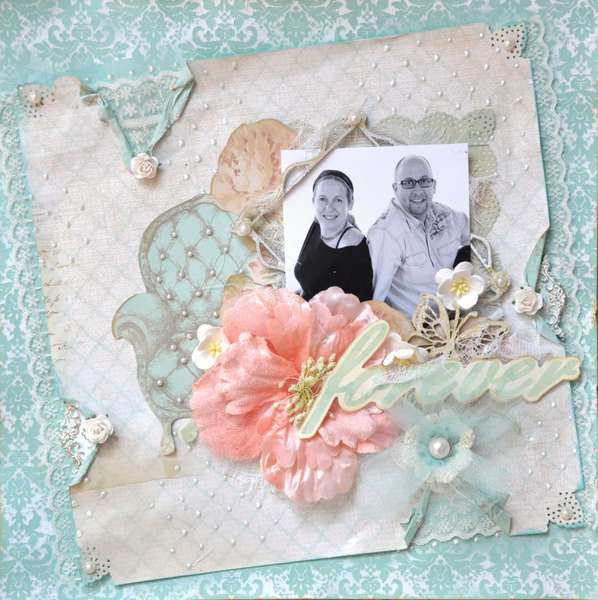 Forever-ScrapThat! August Kit- Once Upon a Dream