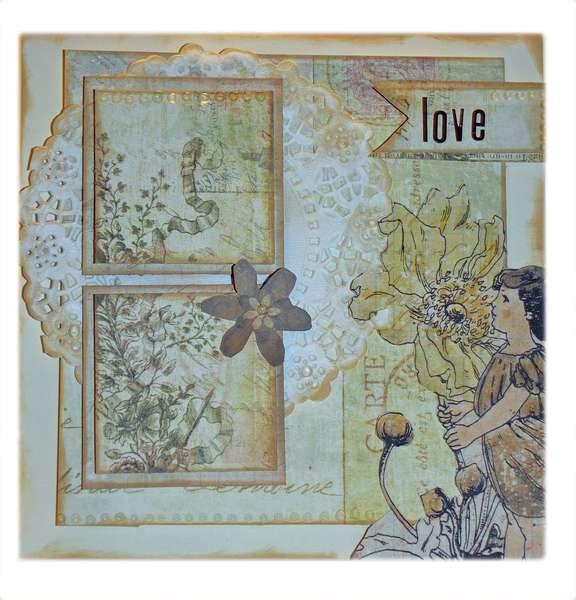 Love- Scrap That 2nd Anniversary Kit