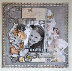 Au Naturel- Scrap That 2nd Anniversary Kit