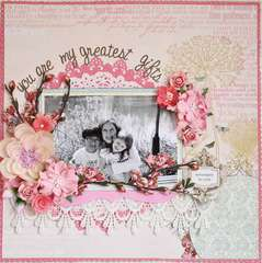you are my greatest gifts--Scrap That--- June Kit LIfe's Muse