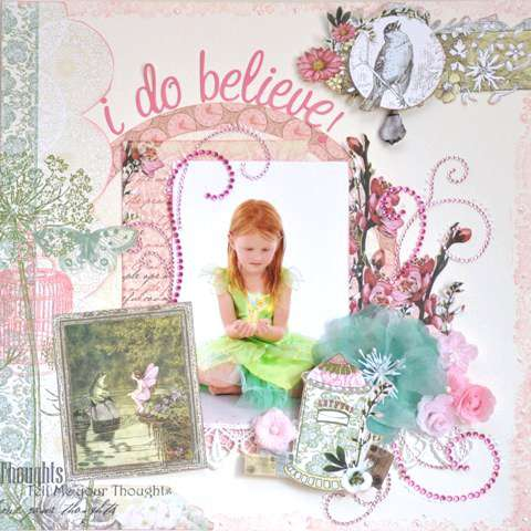 I do believe--Scrap That--- June Kit LIfe's Muse