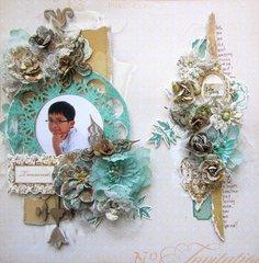 Treasured- C'est Magnifique May Kit- Sketch
