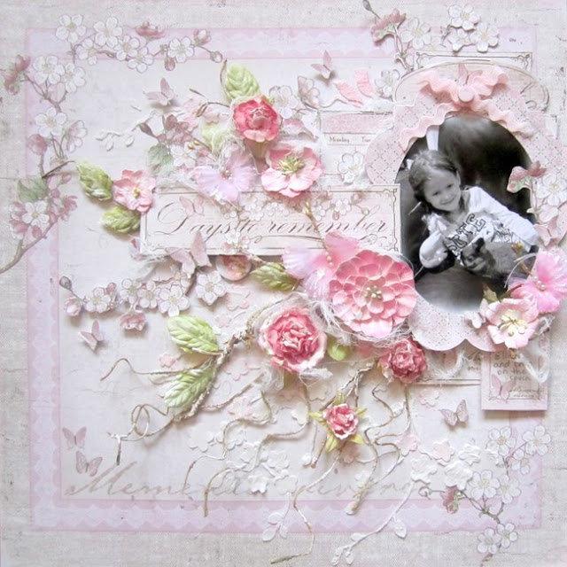 Days to Remember- C'est Magnifique June Kit