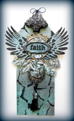 Faith Tag- Prima Marketing