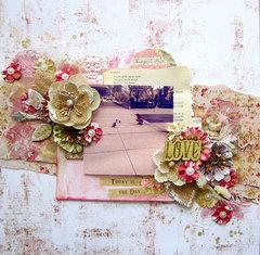 Love- Prima's Debutante collection