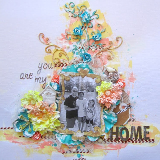 You are my home-