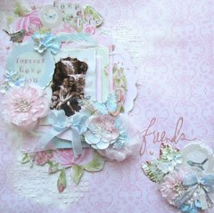 Friends-Scraps of Elegance August Kit