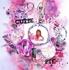 Cutie Pie- 13 Arts DT