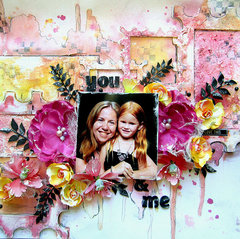 You & Me- 2 Crafty and Shimmerz DT
