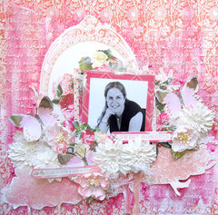 Sweet Moments- Scraps of Elegance October Kit