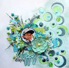 Happy Days- NEW DIMENSIONZ by Shimmerz