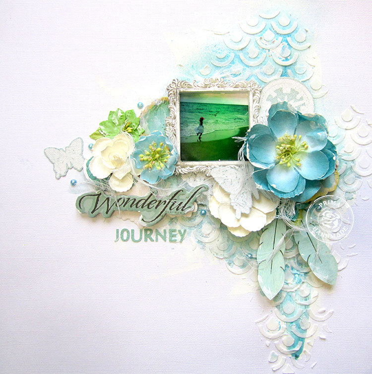 Wonderful Journey- Prima November BAP