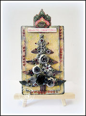 Seasons greetings-12 Days of Christmas feature at Prima