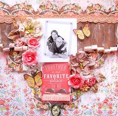 I love you always- Scraps of Elegance November Kit